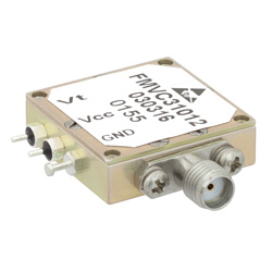VCO (Voltage Controlled Oscillator) Frequency of 1.6 GHz to 3.2 GHz, Phase Noise -89 dBc/Hz and SMA high resolution