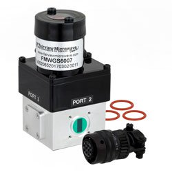 WR-42 Waveguide Electromechanical Relay Latching Switch SPDT 26.5 GHz Max Frequency, 800 Watts K Band UG-595/U Square Cover Flange high resolution
