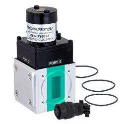 WR-112 Waveguide Electromechanical Relay Latching Switch SPDT 10 GHz Max Frequency, 7,000 Watts X Band UG-51/U Square Cover Flange high resolution