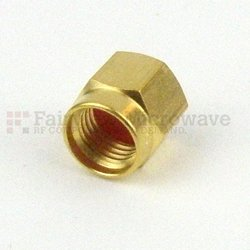 SMA Male Open Circuit Connector Cap high resolution