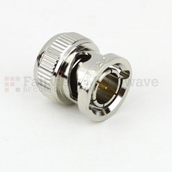 BNC Male Short Circuit Connector Cap high resolution