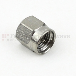 SMA Male Short Circuit Connector Cap high resolution