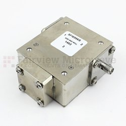 High Power Isolator SMA Female With 18 dB Isolation From 698 MHz to 960 MHz Rated to 1000 Watts high resolution
