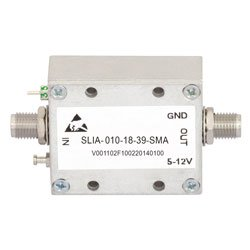 IP3 0 dBm Linear Amplifier Linear Low Noise with 1.5 dB NF Operating From 50 MHz to 1,000 MHz, 23 dBm P1dB and SMA high resolution
