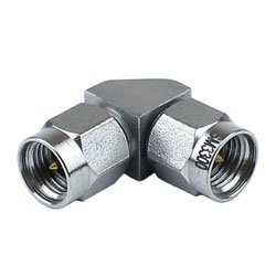 RA 3.5mm Male to 3.5mm Male Adapter high resolution