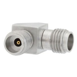 RA 1.85mm Female to 2.4mm Female Adapter high resolution
