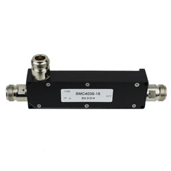N Directional Coupler 15 dB Coupled Port From 800 MHz to 2 5