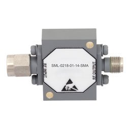 SMA Limiter High Power 100 ns Recovery With 14 dBm Flat Leakage Operating From 2 GHz to 18 GHz high resolution