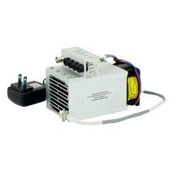 Amplifier Heat Sink with Fan for RF Power Amp SPA-060-45-25