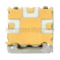 VCO (Voltage Controlled Oscillator) 0.175 inch SMT (Surface Mount), Frequency of 10 GHz to 11 GHz, Phase Noise -72 dBc/Hz View 2