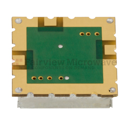 VCO (Voltage Controlled Oscillator) 0.5 inch SMT (Surface Mount), Frequency of 10 MHz to 20 MHz, Phase Noise -120 dBc/Hz View 2