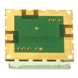 VCO (Voltage Controlled Oscillator) 0.5 inch SMT (Surface Mount), Frequency of 25 MHz to 50 MHz, Phase Noise -120 dBc/Hz View 2