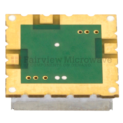 VCO (Voltage Controlled Oscillator) 0.5 inch SMT (Surface Mount), Frequency of 1.35 GHz to 1.65 GHz, Phase Noise -90 dBc/Hz View 2