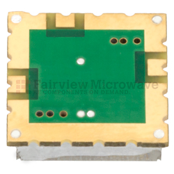 VCO (Voltage Controlled Oscillator) 0.5 inch SMT (Surface Mount), Frequency of 3.12 GHz to 3.87 GHz, Phase Noise -81 dBc/Hz View 2