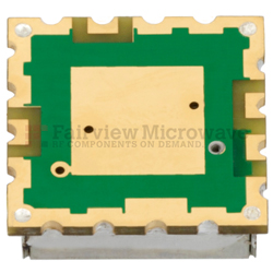 VCO (Voltage Controlled Oscillator) 0.5 inch SMT (Surface Mount), Frequency of 195 MHz to 240 MHz, Phase Noise -125 dBc/Hz View 2