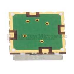 VCO (Voltage Controlled Oscillator) 0.5 inch SMT (Surface Mount), Frequency of 950 MHz to 1.1 GHz, Phase Noise -104 dBc/Hz View 2