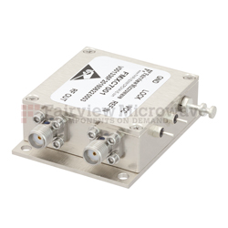1 GHz Phase Locked Oscillator, 10 MHz External Ref., Phase Noise -105 dBc/Hz and SMA View 2