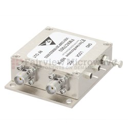 4 GHz Phase Locked Oscillator, 10 MHz External Ref., Phase Noise -120 dBc/Hz and SMA View 2