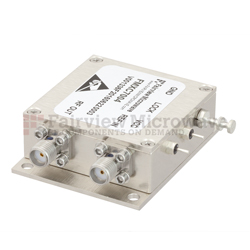6 GHz Phase Locked Oscillator, 10 MHz External Ref., Phase Noise -95 dBc/Hz and SMA View 2