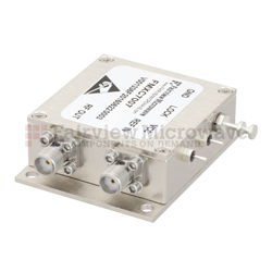 2 GHz Phase Locked Oscillator, 100 MHz External Ref., Phase Noise -110 dBc/Hz and SMA View 2
