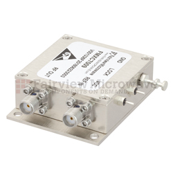 6 GHz Phase Locked Oscillator, 100 MHz External Ref., Phase Noise -90 dBc/Hz and SMA View 2